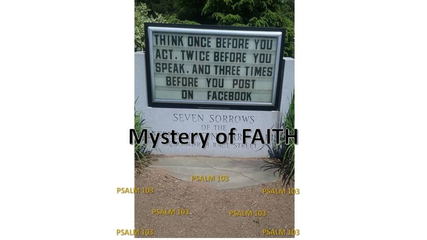 MysteryofFAITH