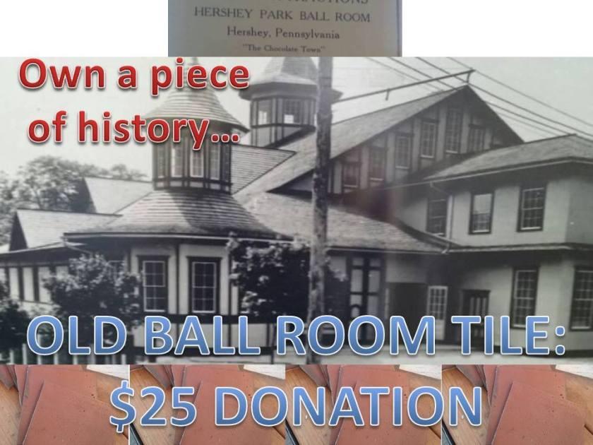 Ballroom Donations