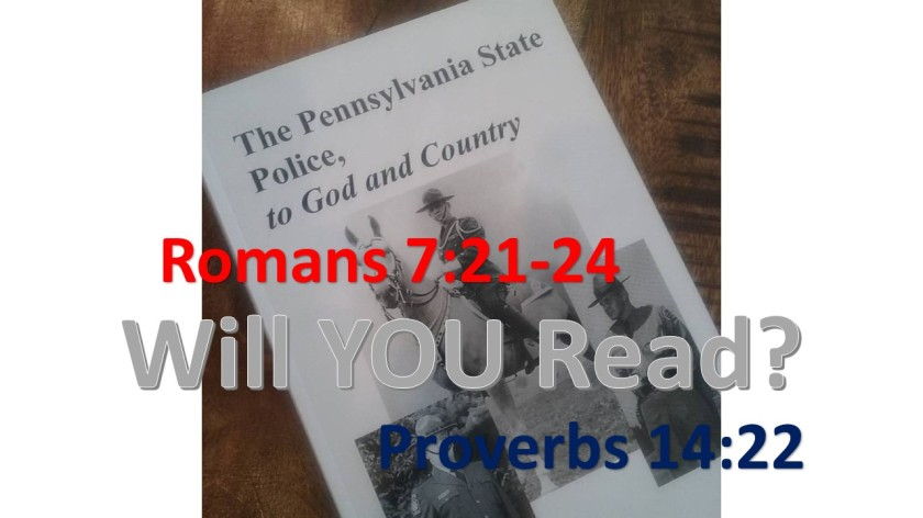 Will YOU Read 8.23.2017