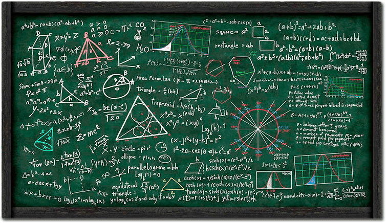 chalkboard-equations