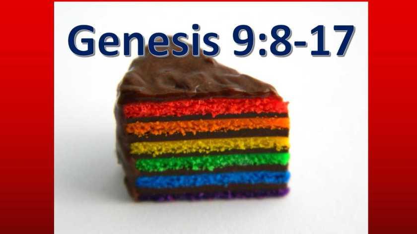 Genesis 9.8-17