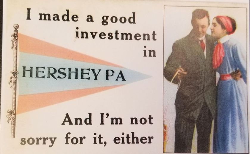 investment in hershey