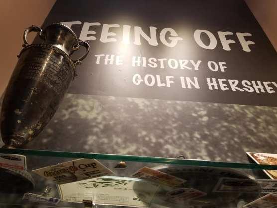 Golf Exhibit I