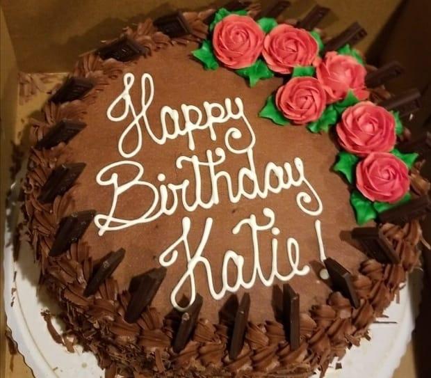 Happy Bday Katie