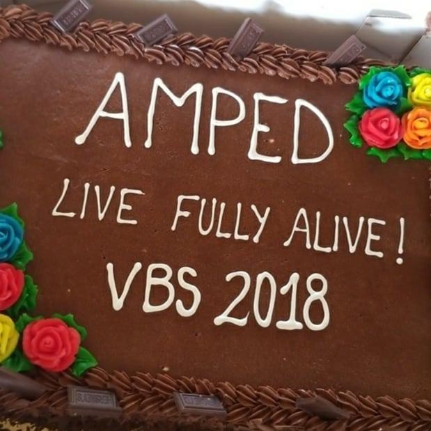 amped cake i